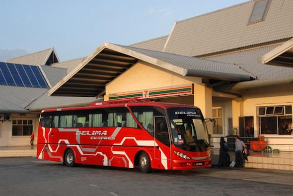 Autobusu stāstiņi iz āzijas (I)