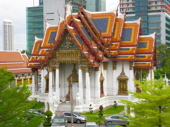 Bangkoka – pilsēta, kas nekad neguļ!
