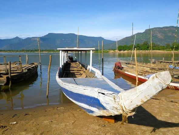 4000 salas Laosā – Si Phan Don