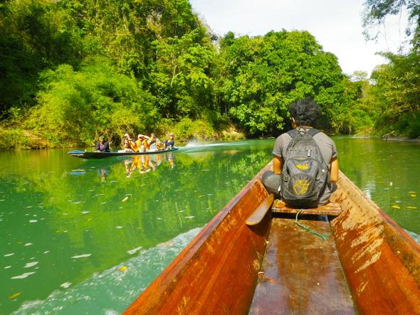Konglor alas ekspedīcija 3 diena