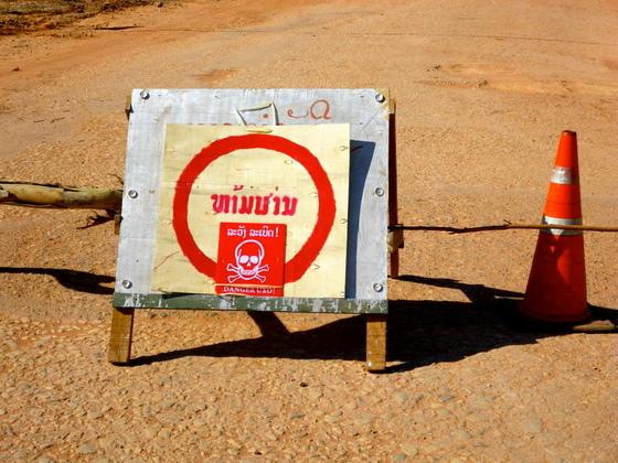 Laosa patiesam vel ir daudz nespragusu minu uz celiem