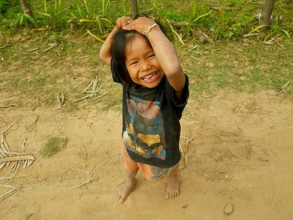 Laosa jābauda nesteidzoties