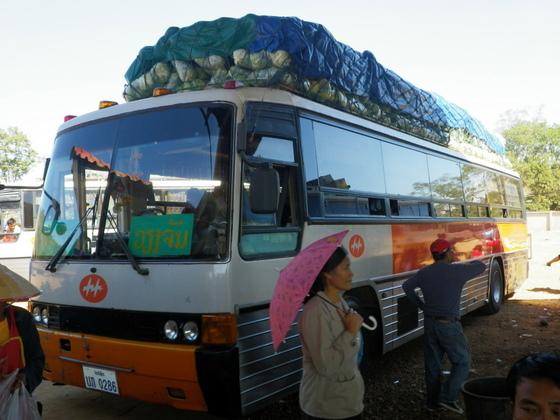 Laosa nekad nevar būt par daudz bagāžas