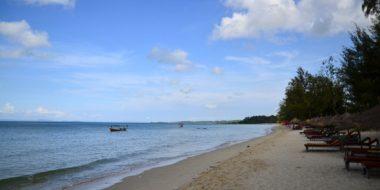 Sihanoukville Otres pludmale