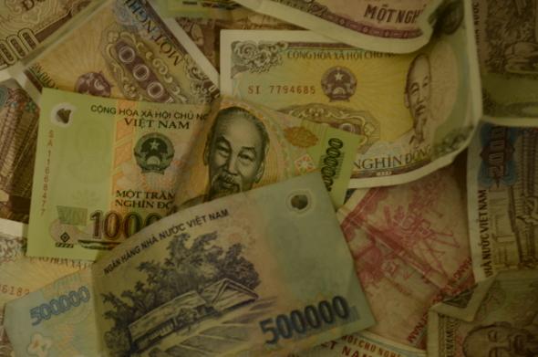 Izmaksas ceļojot mēnesi Vjetnamā