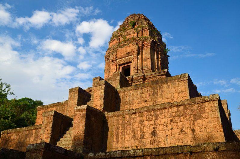 Varenās Ankoras impērijas liecība – Ankor Wat tempļi