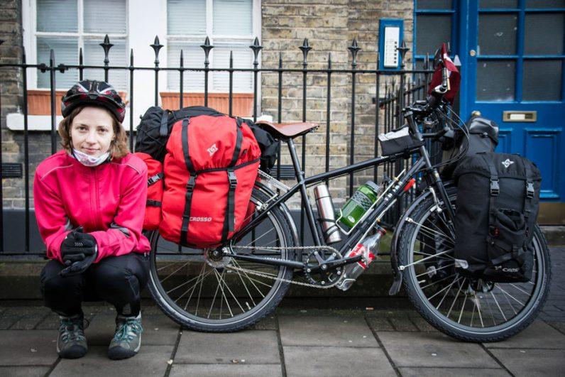 Jaunā gada apņemšanās – ar velosipēdu apkārt pasaulei