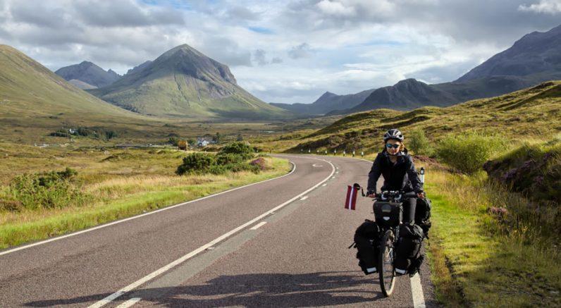 Skotijas velo brauciens 1 daļa