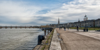 Riverside of Bordeaux