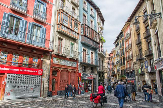 Velobrauciens-Pamplona