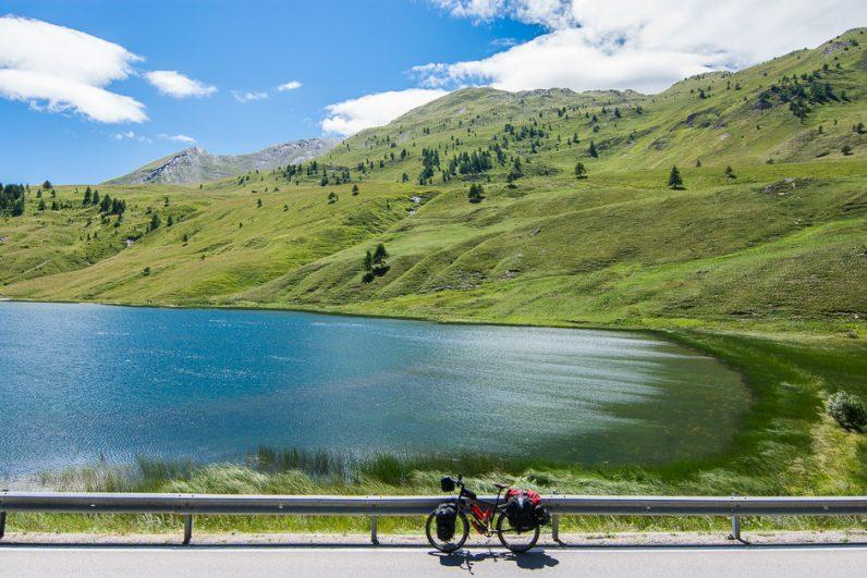 Šķērsojot Alpus