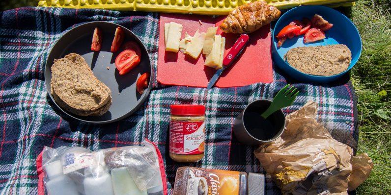 Ko mēs ēdam ceļojot