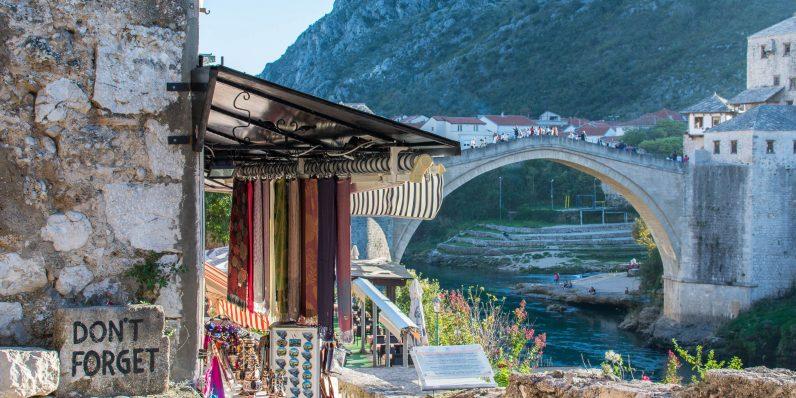 Brīvdienas Mostarā