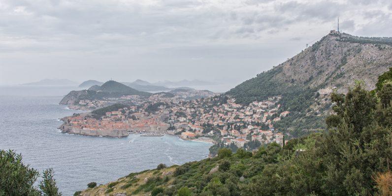 Dubrovnika ar luksusa apartamentiem un dušas svētki