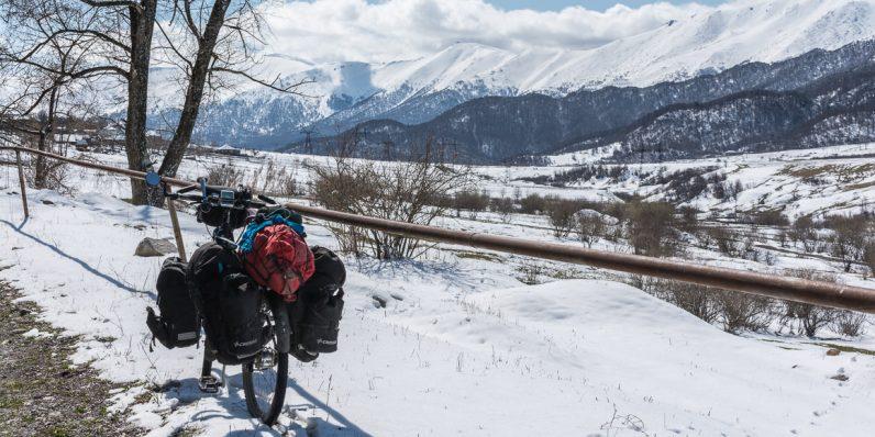 Neveiksmīgs pavasara meklējums Armēnijā