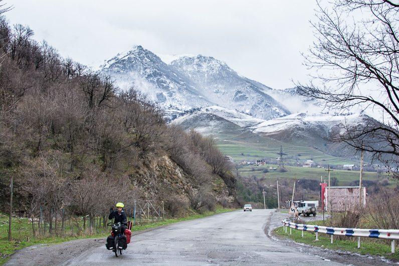 velocelojums Armenija