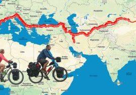 Ar velosipēdu apkārt pasaulei